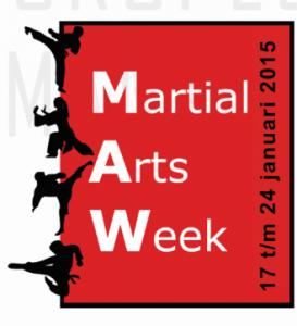 Martial arts week 2015